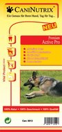 Caninutrix Premium Active Pro